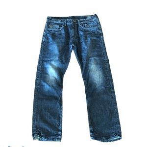 Buffalo David Bitton slim straight denim jeans